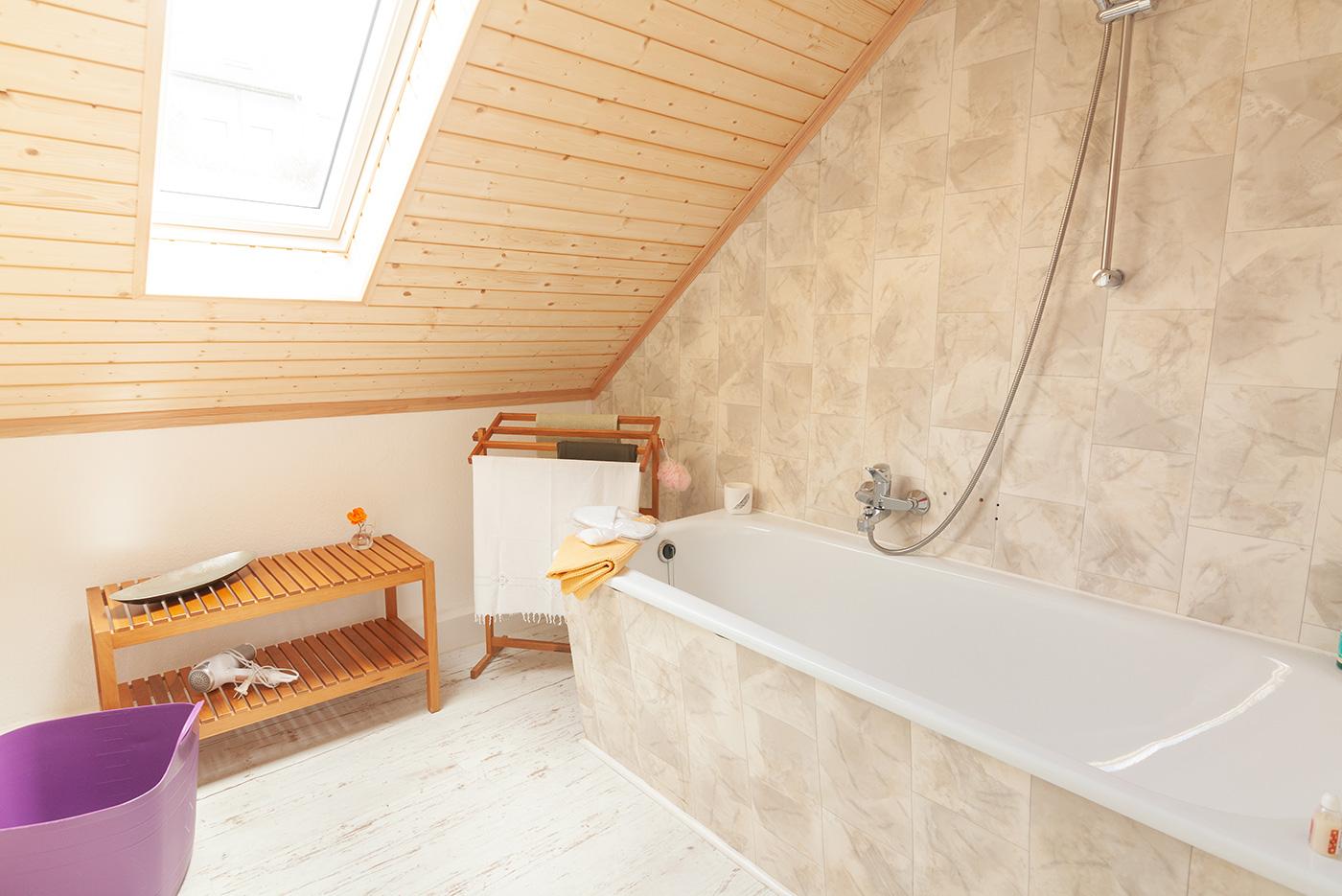 Badezimmer Naturheilpraxis Wangen